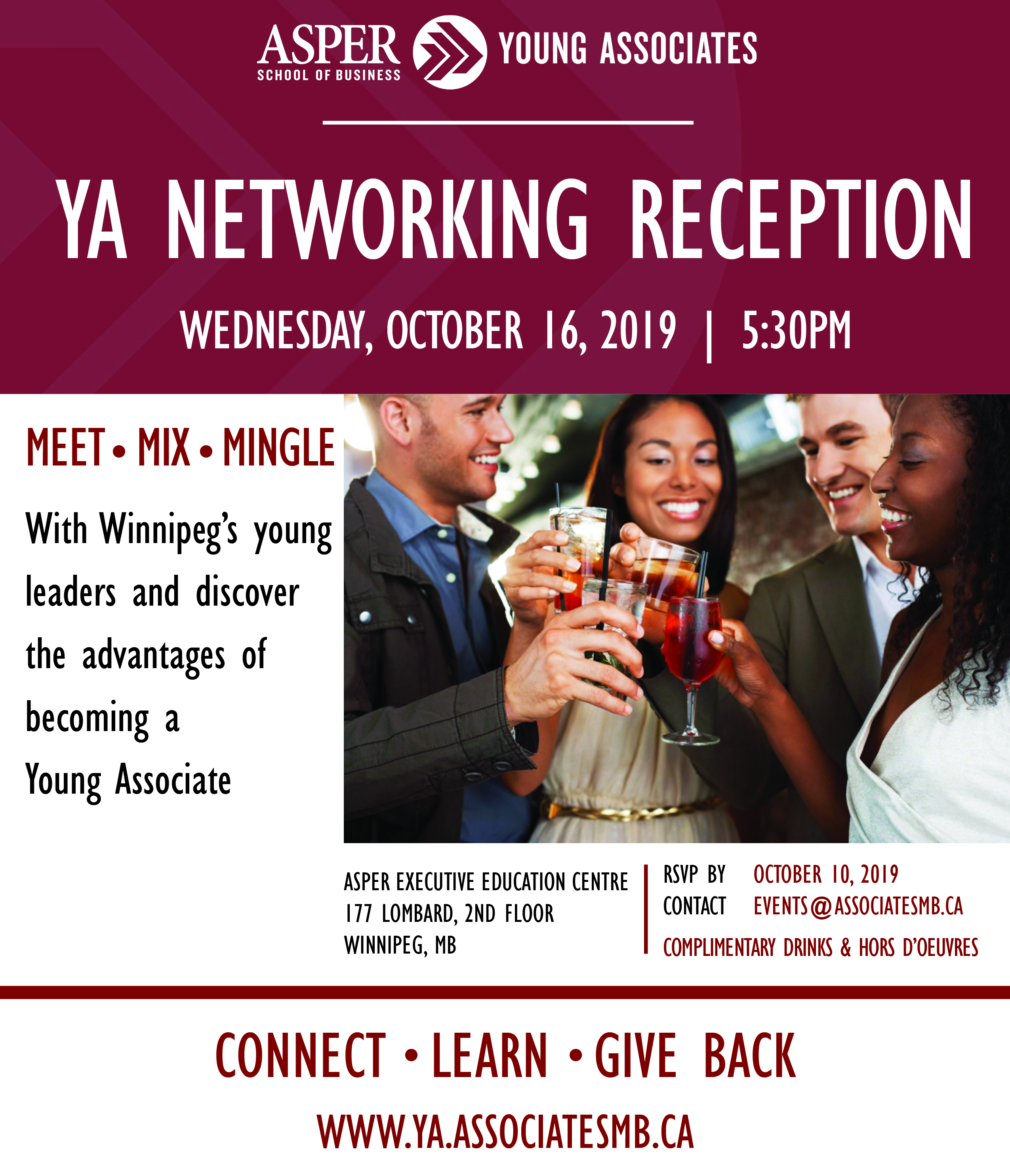 October Networking Reception